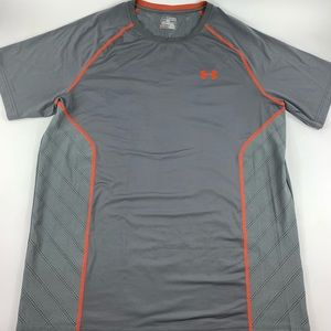 Under Armour Heat Gear Ventilated Fitted 2XL Shirt